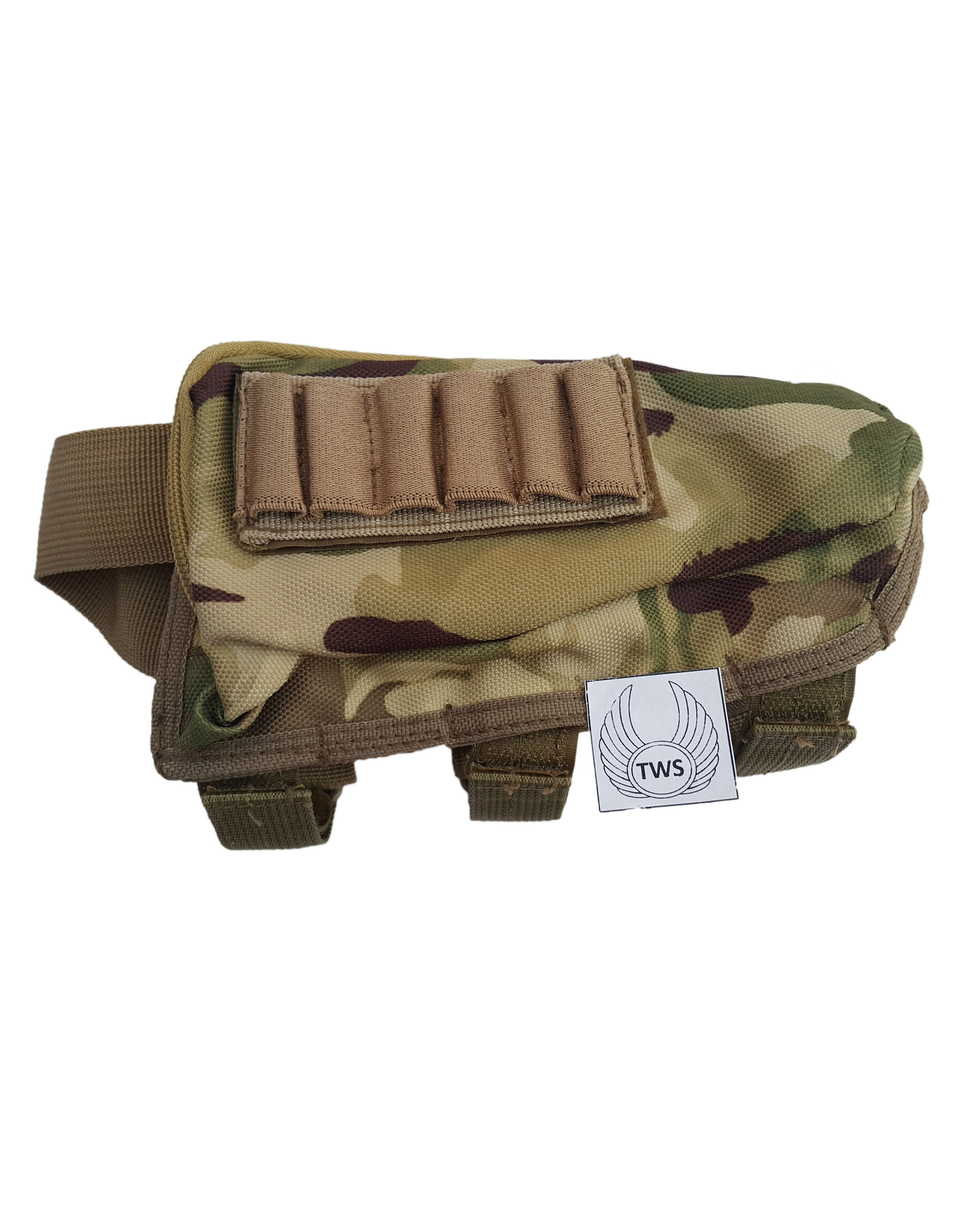 Butt Stock Ammo Holder Pouch – Tactical Wear & Sports